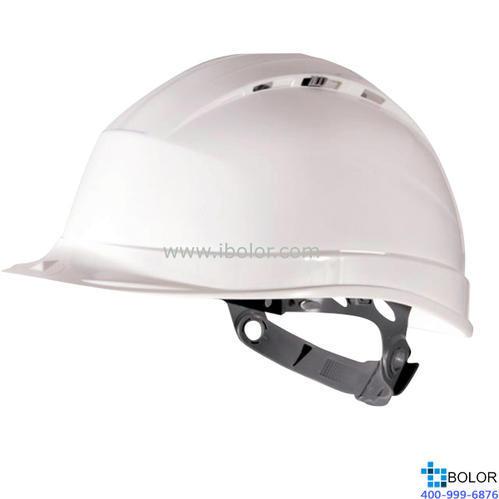 石英1型聚丙烯安全帽 白色 102012