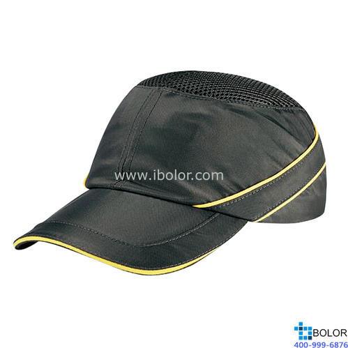 輕型防沖擊安全帽 灰色  102110