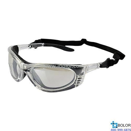 PVC 软框护目镜