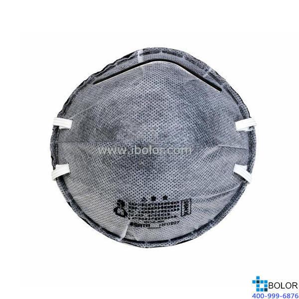 活性炭有机气体防护口罩 HF0207 SATA/世达