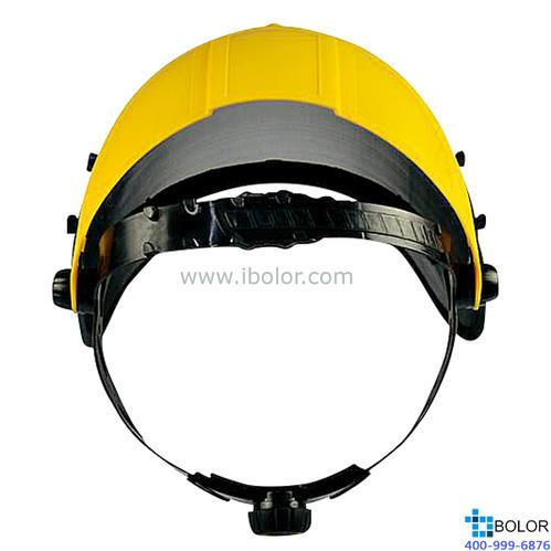 防護面屏 網格防飛屑面屏+支架 DELTAPLUS/代爾塔