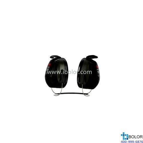 3M 頸戴式耳罩,H7B,PELTOR OPTIME 101系列 黑色