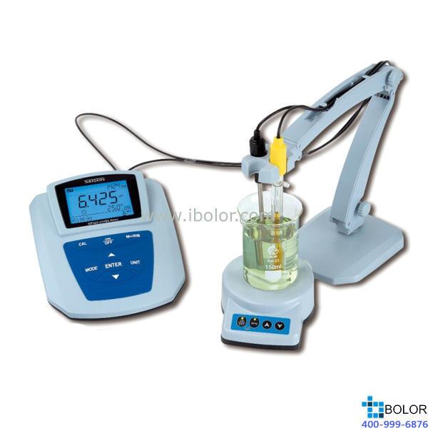 MP519型氟离子浓度计 测量范围:电计:(0.00~9.00)pF;配套:(1.00~7.00)pF