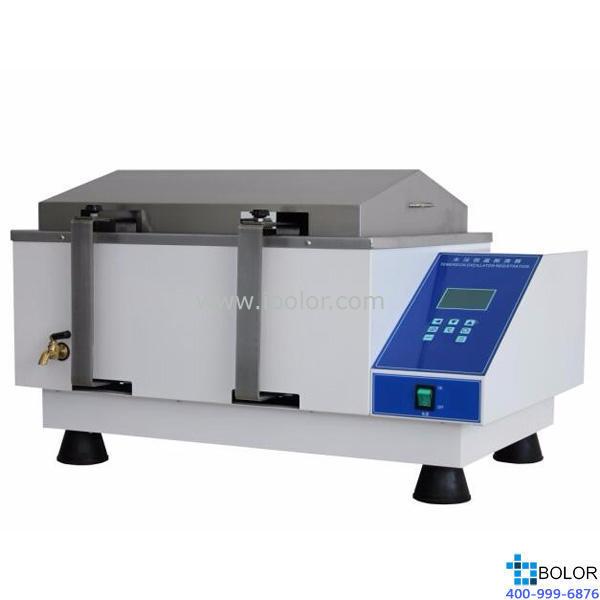 恒温振荡器 水浴;室温+5~100℃;内胆尺寸:470*380*170;不锈钢内胆;振荡方式:往复式