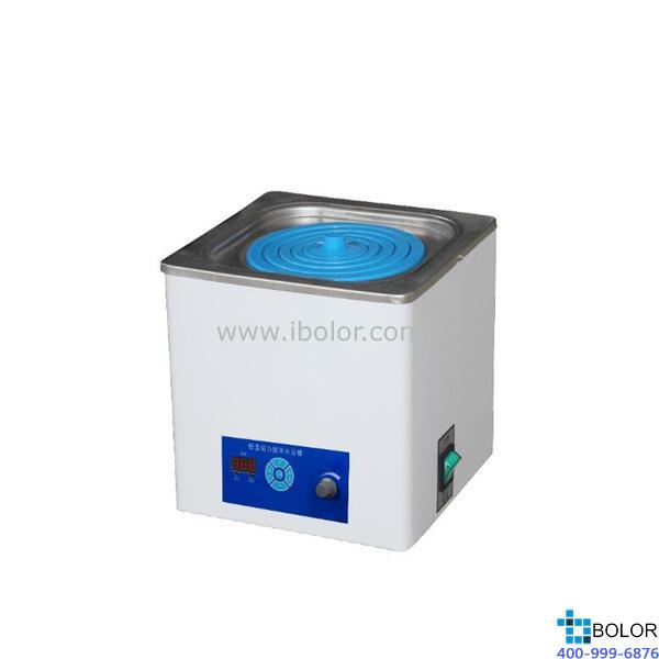 磁力搅拌水浴锅 温度范围:+5~100℃;搅拌工位:单工位;内胆尺寸:160×160×140