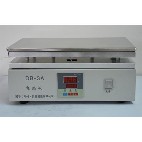不锈钢电热板 数显;加热板面积:0.135 ㎡;功率:1300W;控温范围:室温-250℃
