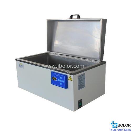 三用电热恒温水槽 温度范围:室温+5~99.9℃;内胆尺寸:420*180*150mm;内容积:11L