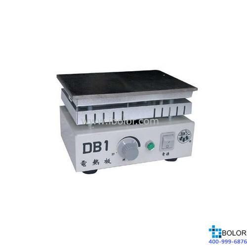 不锈钢电热板 DB-1;加热板面积:0.03㎡;功率:600W;控温范围:室温-250℃