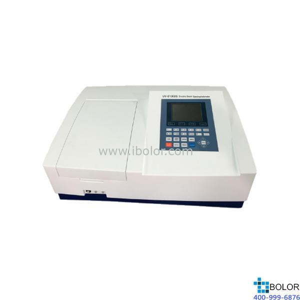 美谱达双光束紫外可见分光光度计UV-6100BS 测量范围:190-1100nm 带宽:0.5/1/2/4nm