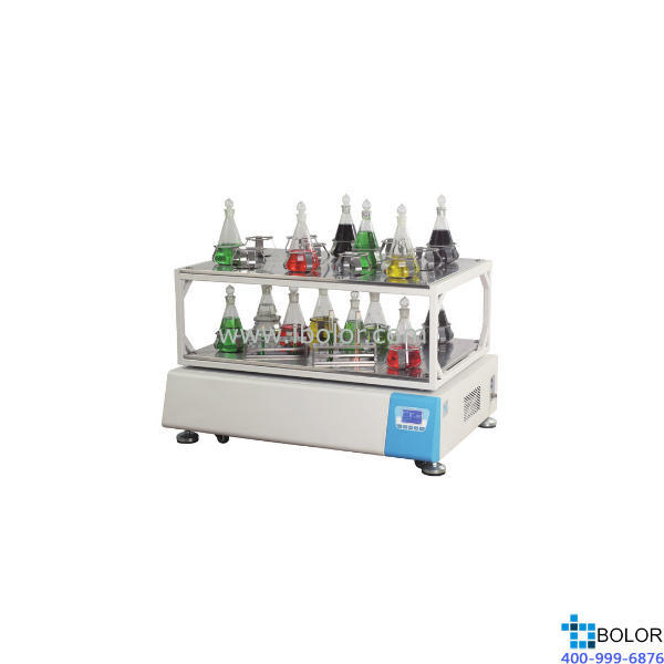 搖瓶機HZQ-3222(雙層)搖板尺寸:1020×700mm 搖板數量:2塊 振蕩頻率:40~300rpm 振幅:35mm