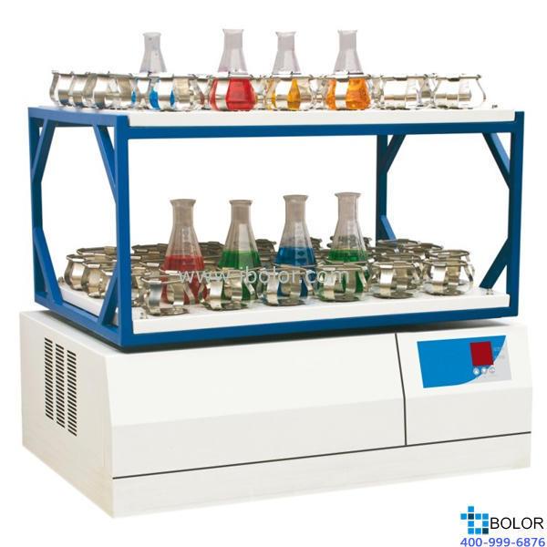 搖瓶機 BCTC-882F 振蕩方式:往復,標準配置: 250ml*46 1000ml*18