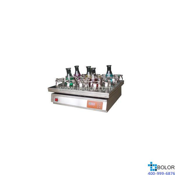 搖瓶機BSF-46S 搖板尺寸:800×600mm(1塊搖板) 回旋頻率:啟動~350rpm 標準配置:250ml*46支
