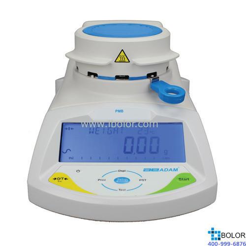 水分分析仪,快速水分仪,PMB163 量程:160g,精度:0.001g / 0.01%