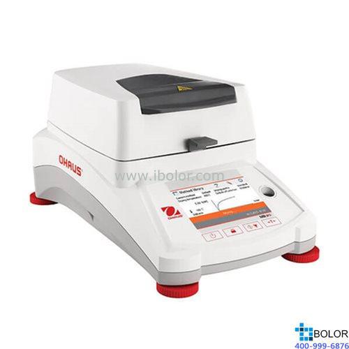 MB90 水分分析仪;称重90g;水分精度:0.01%;卤素加热