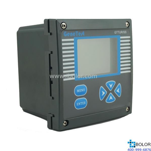GTTUR-300E 在线浊度仪 流通式探头(0-20NTU),10米线缆