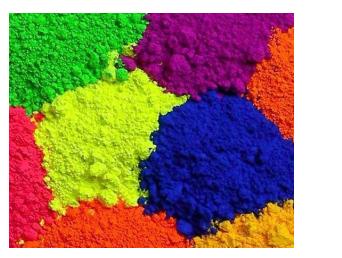 荧光颜料的特点、应用、种类及其常见性能指标