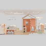 童装店(效果图及实景图)