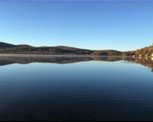 生态水体-加拿大Bromont湖