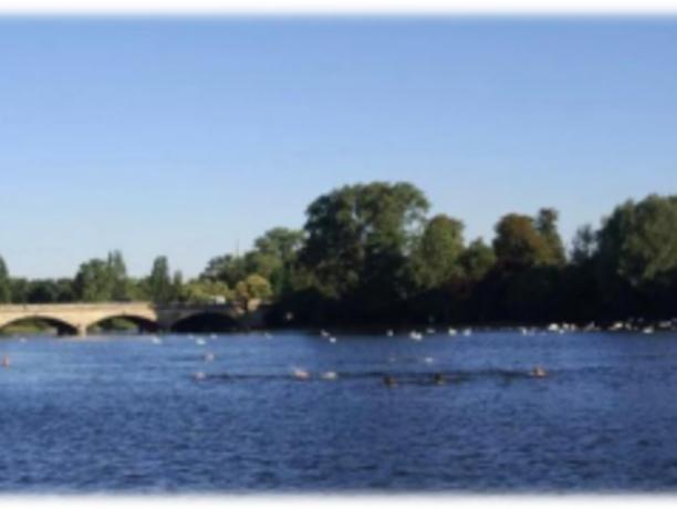 奥运水体-伦敦海德公园Sepentine湖