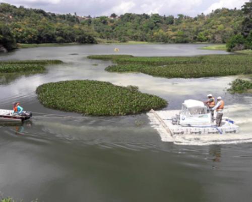巴西萨尔瓦多饮用水水源地