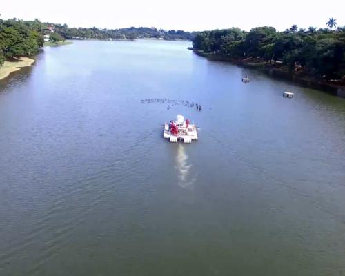 巴西-潘普利亚湖视频