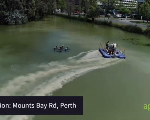 澳大利亚-珀斯-West Lake