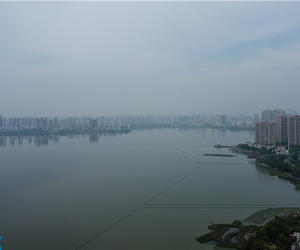 PHOSLOCK 锁磷剂应用于武汉南湖水环境提升工程-2021.4.29