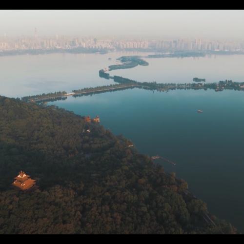 PHOSLOCK  鱼翔浅底,水下森林,一起来看看Phoslock应用两年后的东湖长啥样-2021.5.07