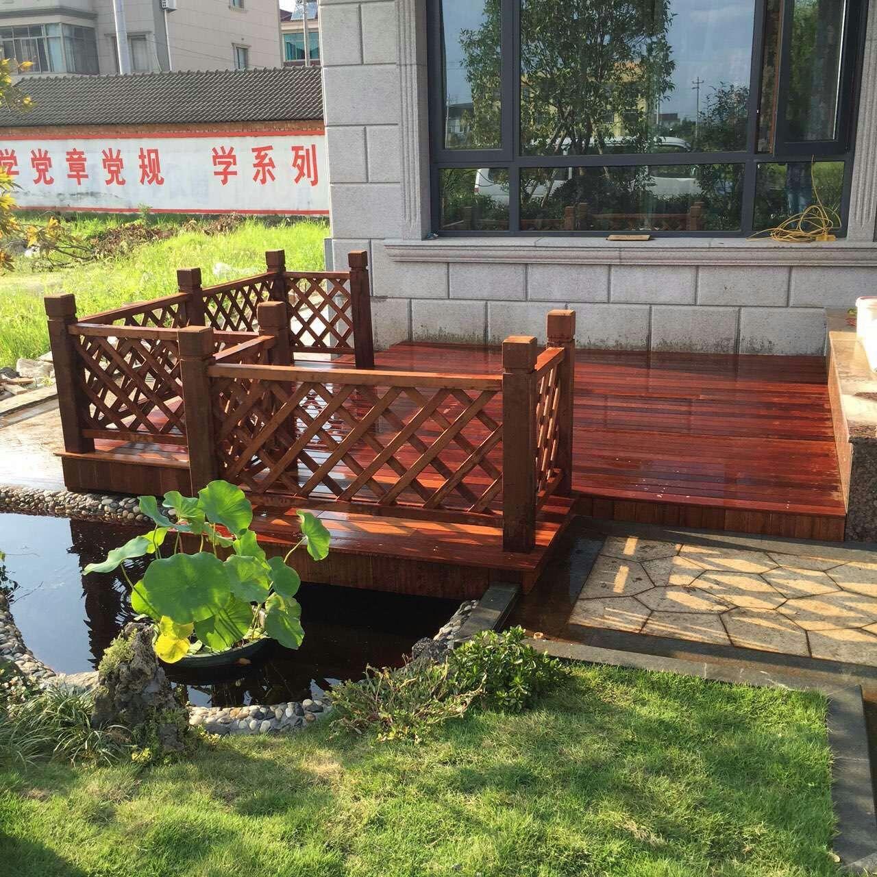 美国花旗松碳化木地板 (2).jpg