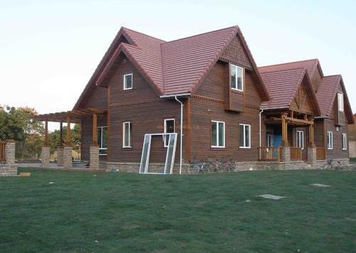大型木屋别墅设计