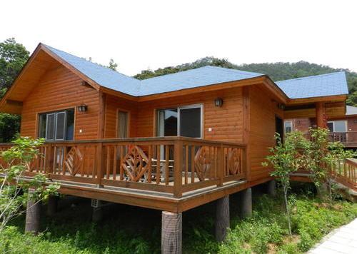 大型木屋别墅