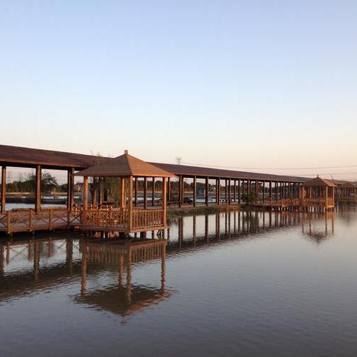 上海石湖荡休闲农庄