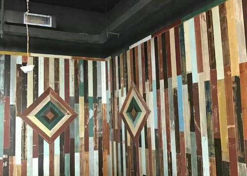 复古旧木板