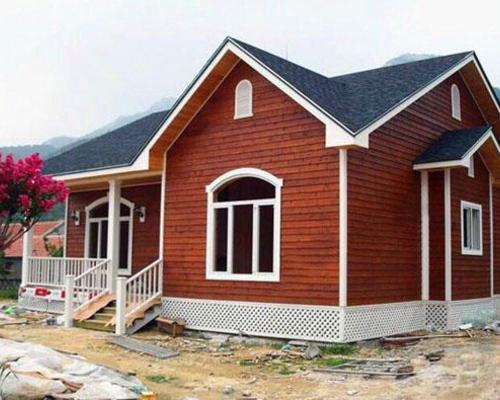 上海防腐木木屋厂家