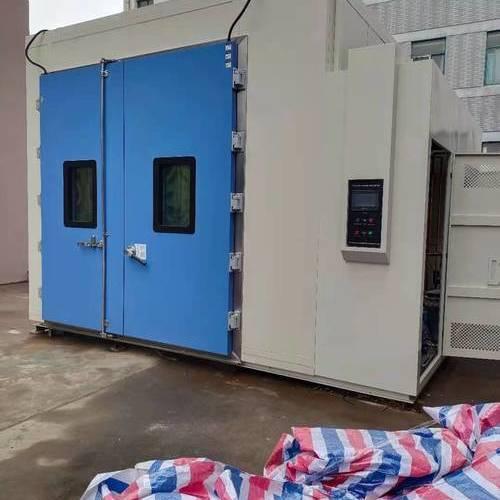 苏州步入式高低温交变湿热试验箱
