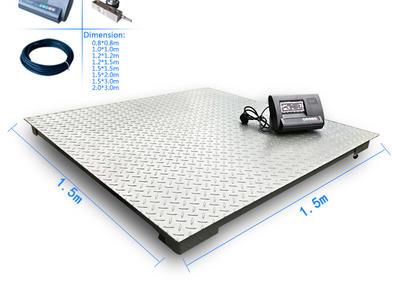 Platform Floor Scale 241