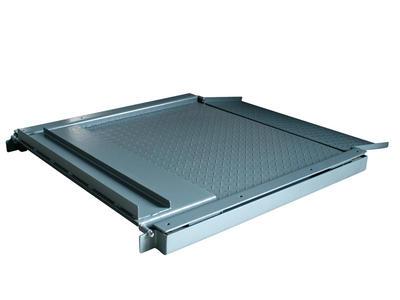 Platform Floor Scale 7