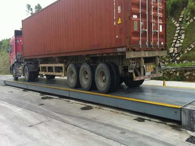 Electronic Truck Scale 4