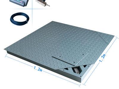 Platform Floor Scale 235