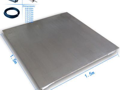 Platform Floor Scale 242