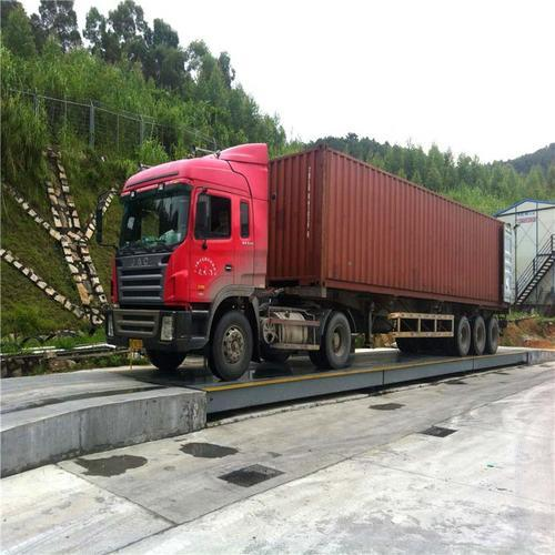 Electronic Truck Scale 3