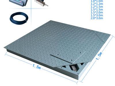 Platform Floor Scale 236