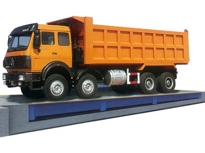 Electronic Truck Scale 19