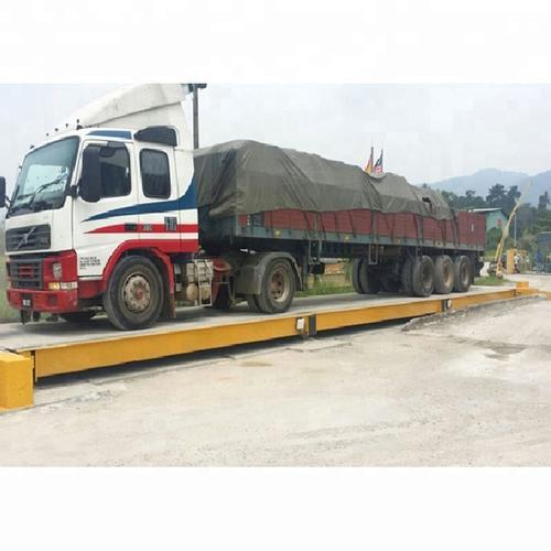 Electronic Truck Scale 9