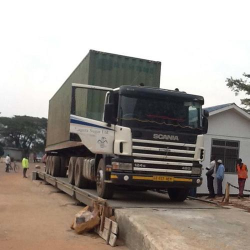 Electronic Truck Scale 10