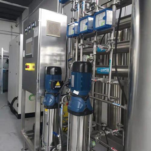 上海亮黑GMP制药纯水设备