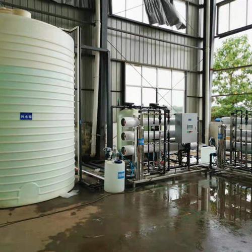 江西荣莱医疗纯水项目