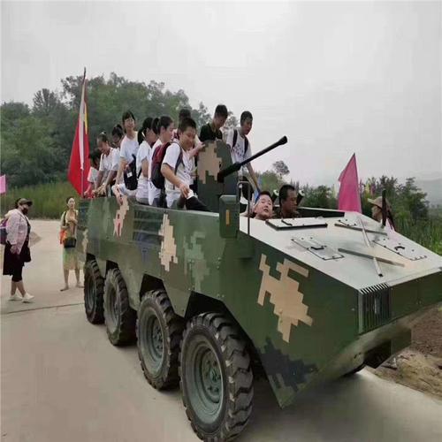 江苏南京景区内军事模型展览案例展示