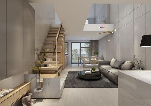 納山納水丨黃山市區剛需改善樓盤 74平Loft戶型