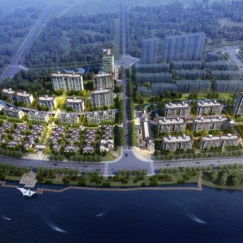 黃山高速丨橫江府 70年產權精裝江景小住宅 62.65平